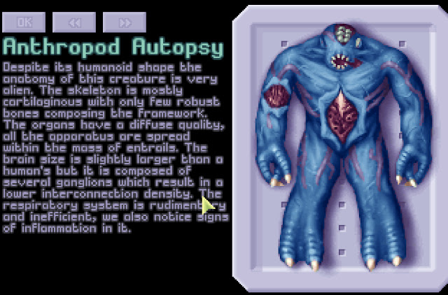 Open Xcom - Anthropod Autopsy