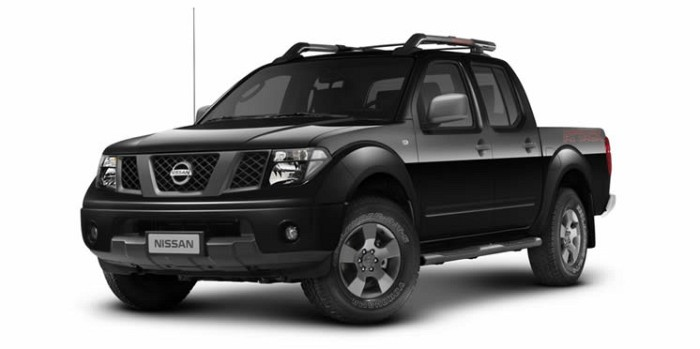 auto Nissan Frontier 2013