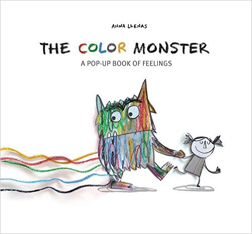 The Color Monster: A Pop-Up Book of Feelings - Children's Book #Review ...