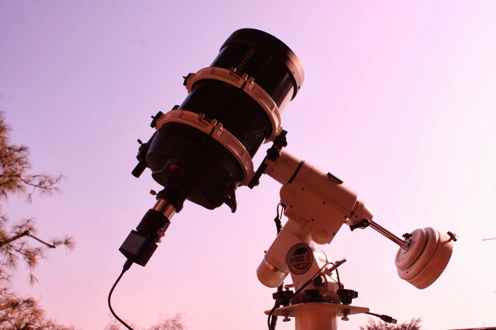 TELESCOPIO  CPC 8'' XLT F10