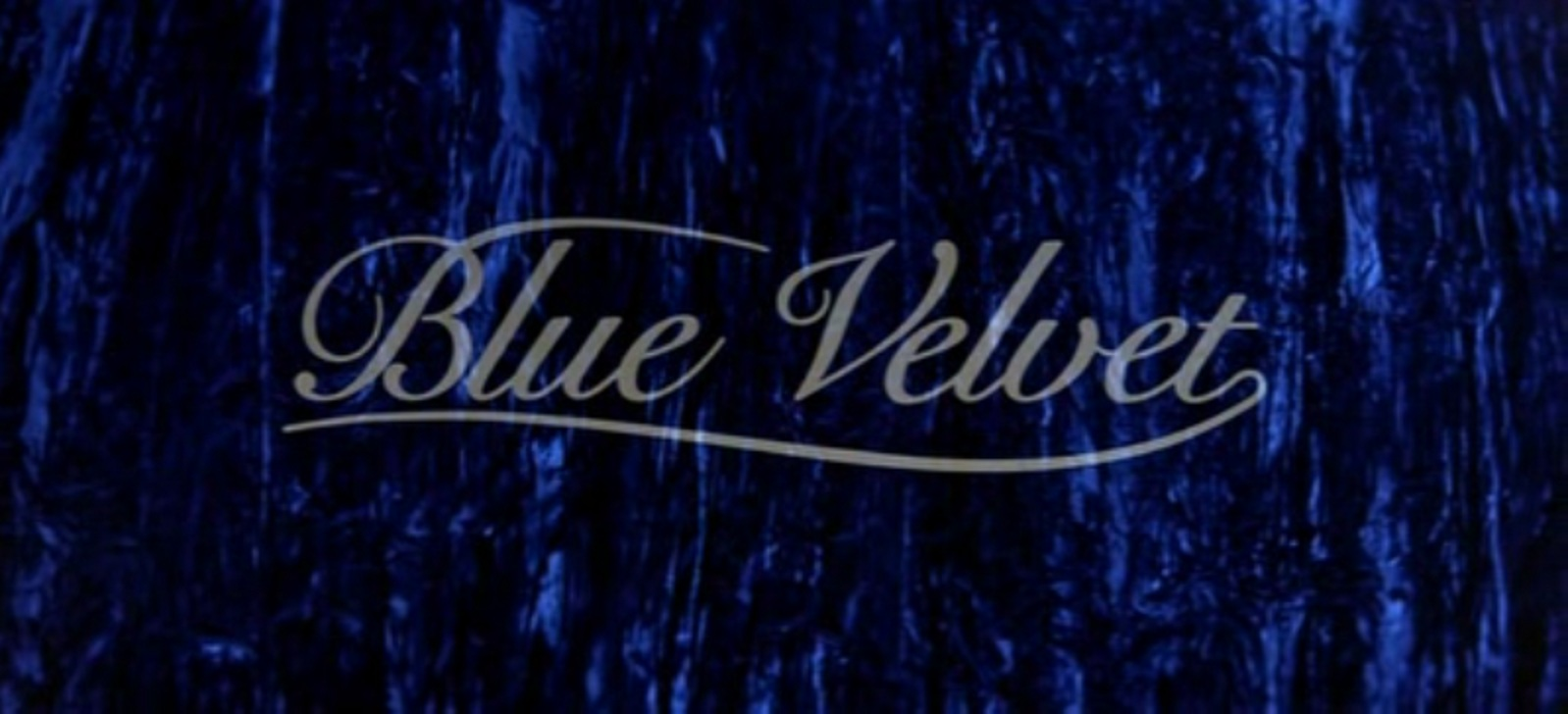 filmicability with dean treadway film 145 blue velvet