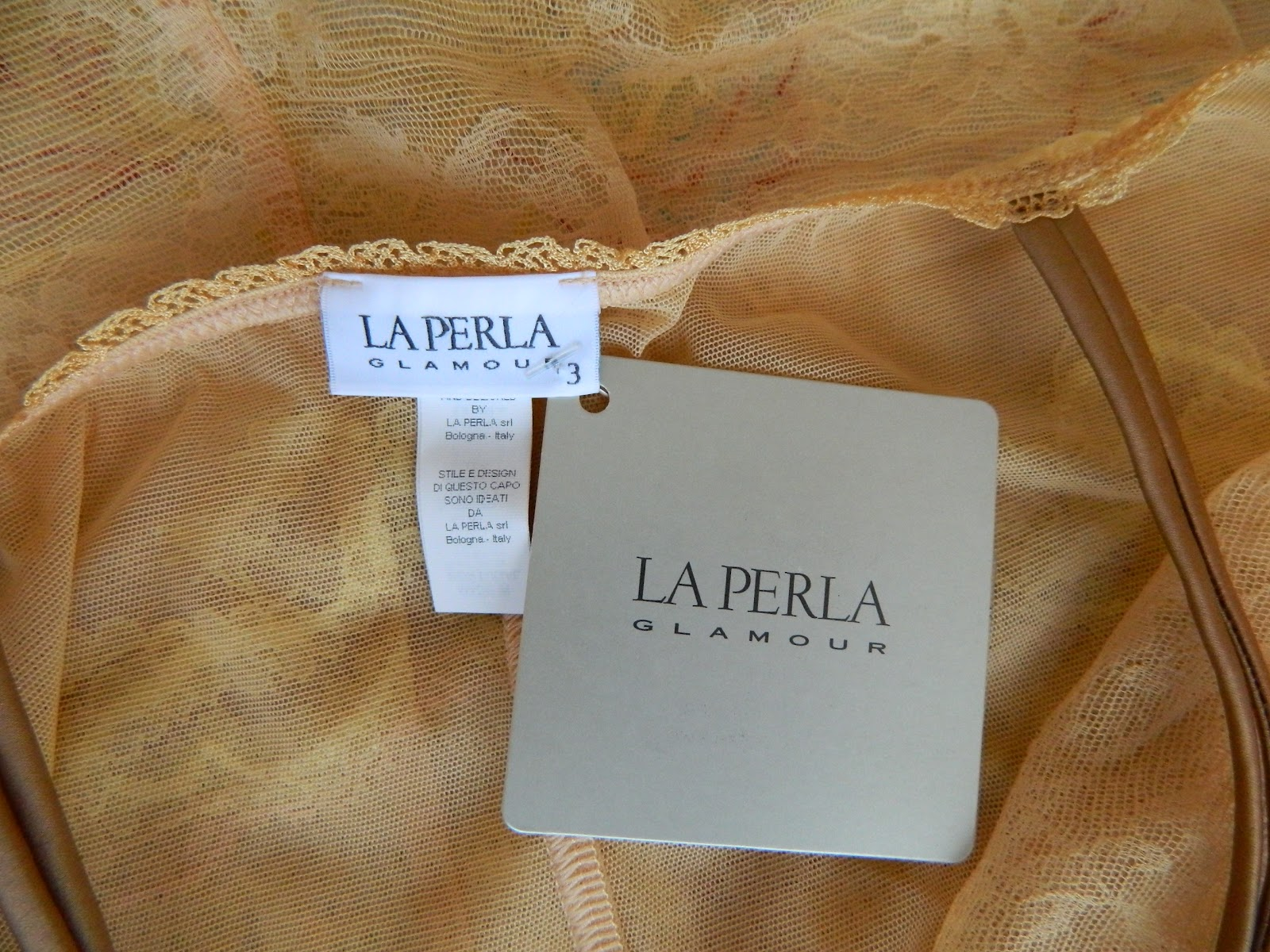 SPOT OUTLET High Fashion Brands wholesale stocklots: LA PERLA ...