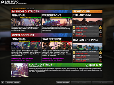APB Reloaded - Auto District Choosing