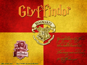 I'm a Gryffindor