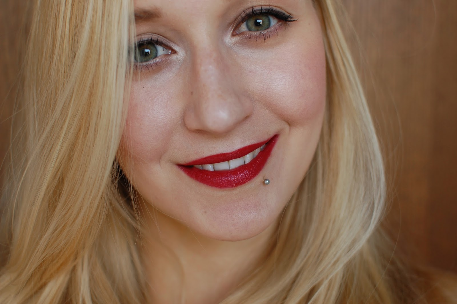FOTD Nudus Revenge Lipstick