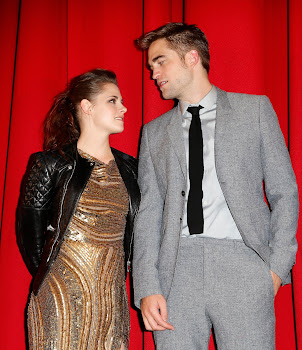 Kristen Stewart and Robert Pattinson in Berlin, Germany on November 16, 2012