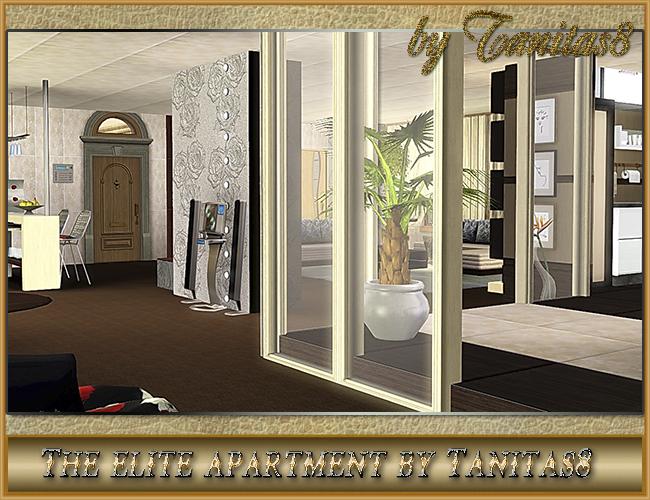 The elite apartment by tanitas8