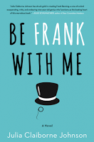 Giveaway - Be Frank With Me - 5 copies!