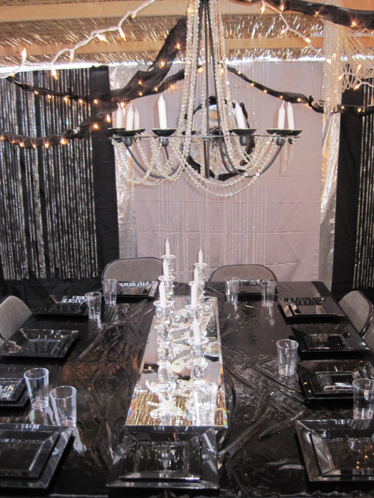 TABLE SETTING INSPIRATIONS PART II: IDEAS FOR DECORATING YOUR SUKKAH - .