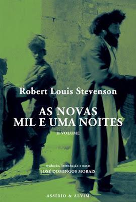 As Novas Mil e Uma Noites, Robert Louis Stevenson, Assírio & Alvim