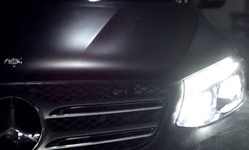 Confira o novo video teaser do Mercedes GLC