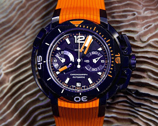 Montre Clerc Hydroscaph CHY-585