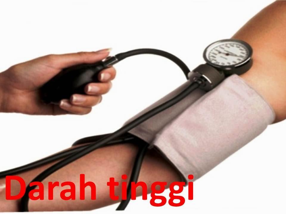 Menurunkan Tekanan Darah ampuh dan aman