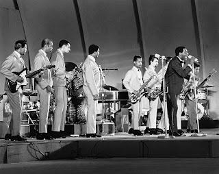 Otis Redding Performs At KHJ's Hollywood Bowl Concert