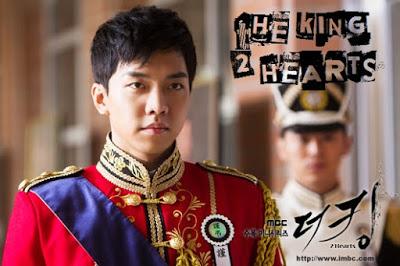 Biodata Pemeran Drama The King 2 Hearts