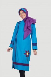 Gambar Baju Muslim panjang terbaru murah diskon