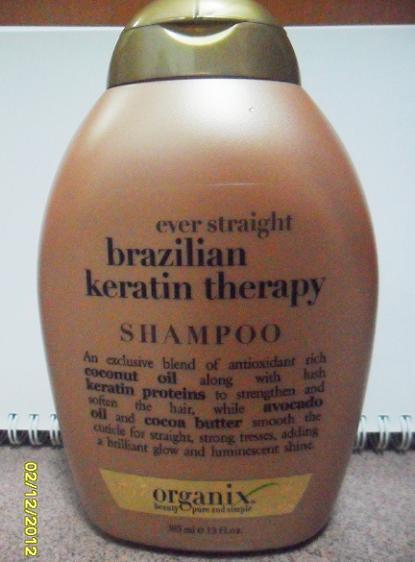 shuqing's story organix hair products