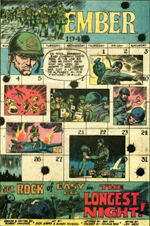 Sgt Rock of Easy Company in The Longest Night! from DC Super Star Holiday Special