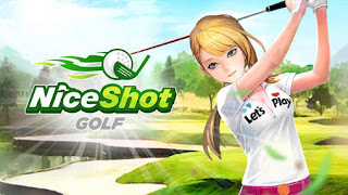 Screenshots of the Nice shot golf for Android tablet, phone.