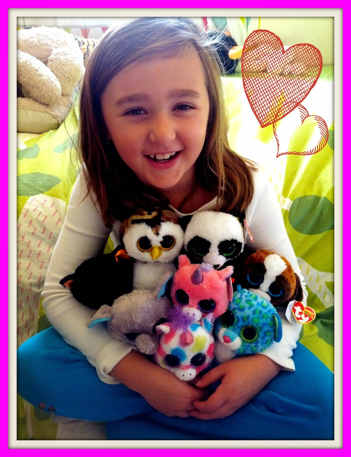 Life with Liese  Beanie Boo OBSESSED! cf52812d288
