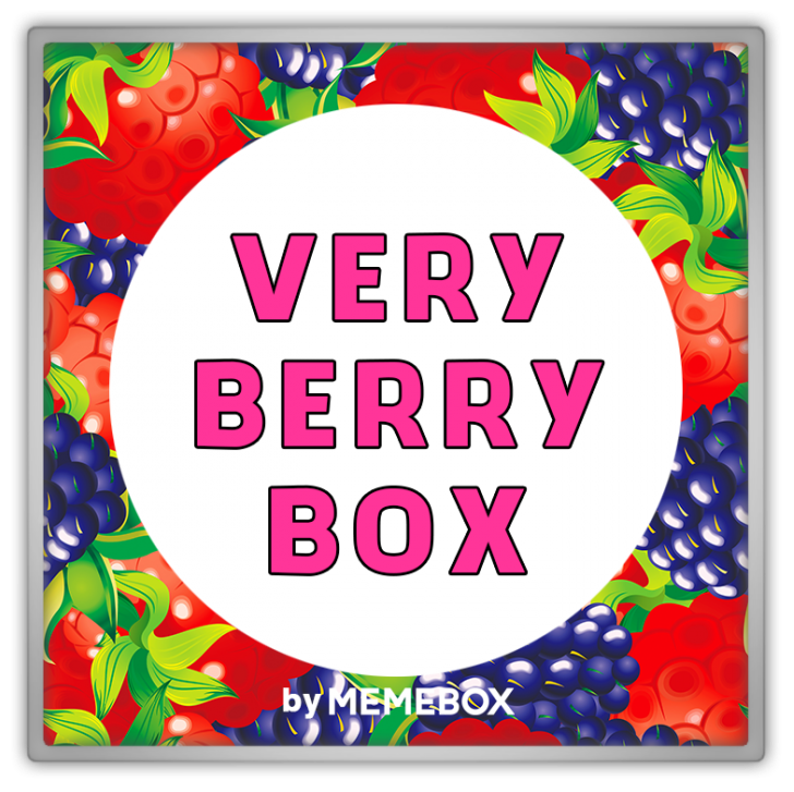 Memebox Special #44 Very Berry 미미박스 Commercial