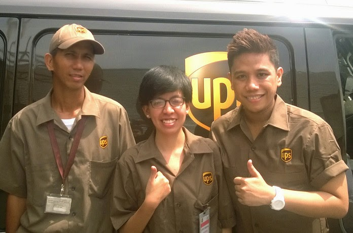 UPS, UPS Philippines, UPS Brown Ride