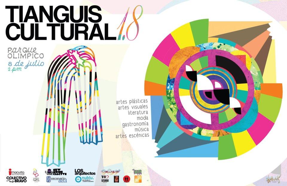 tianguis cultural 18 en el parque ol237mpico peri211dico