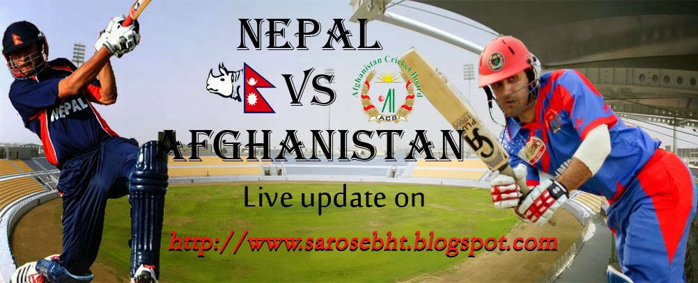 live update afghanistan vs nepal world t20 cricket match, live streaming afghanistan vs nepal
