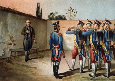 Miguel Hidalgo en el año 1811