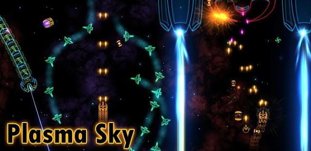 Download Plasma Sky - rad space shooter v2.9.6 Apk Full [Atualizado]