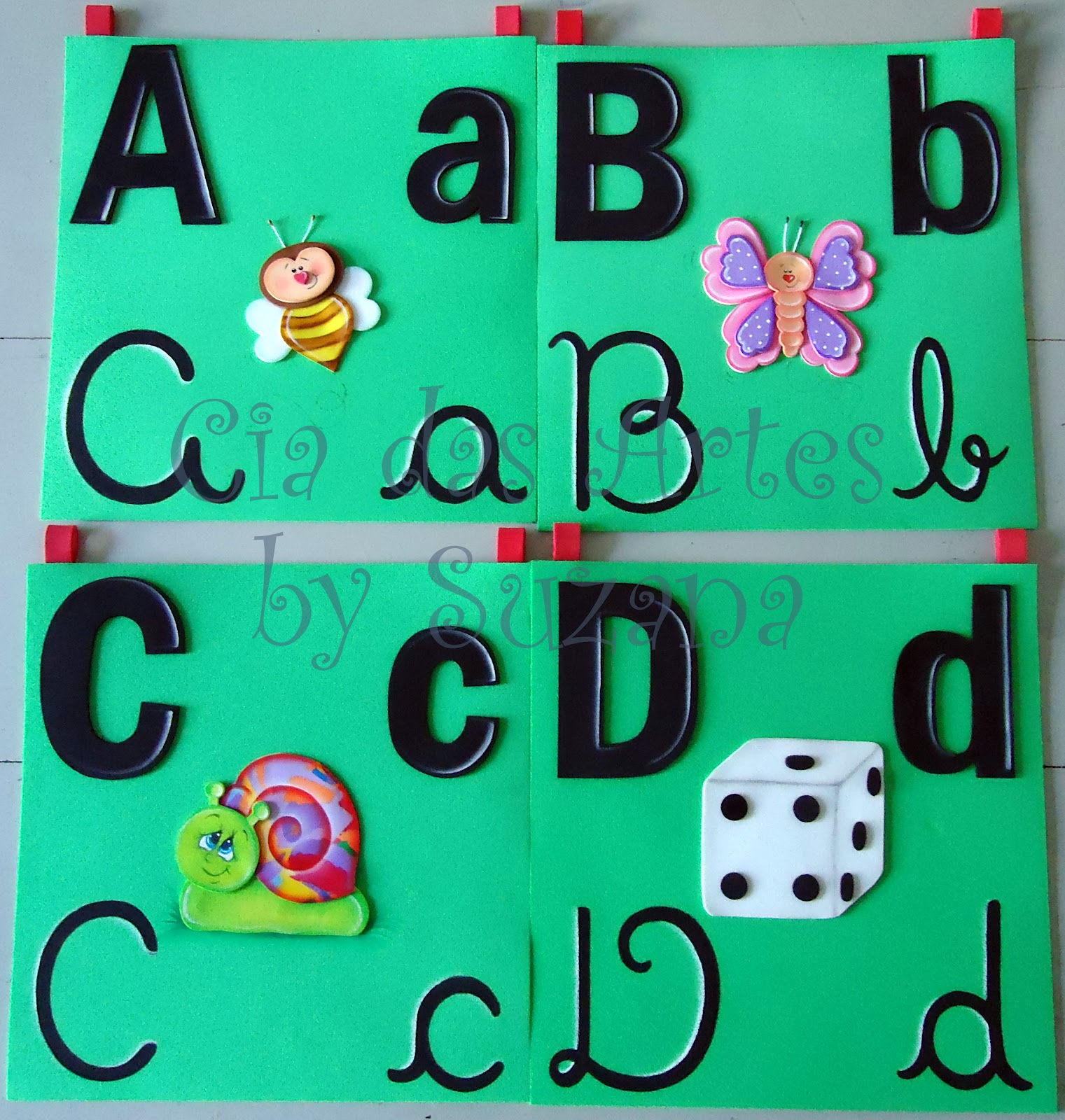 Alfabeto Mai  Sculo E Minusculo