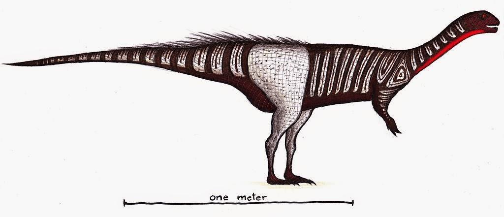 El dinosaurio ornitorrinco: Un T. Rex vegetariano | SEDIN - NOTAS y ...