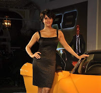 Gul Panag sizzles at Audi R8 launch