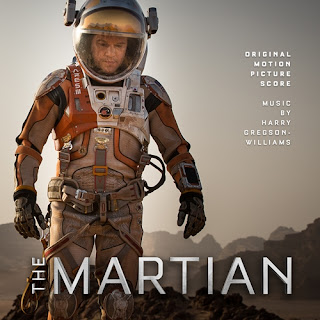 the martian soundtracks
