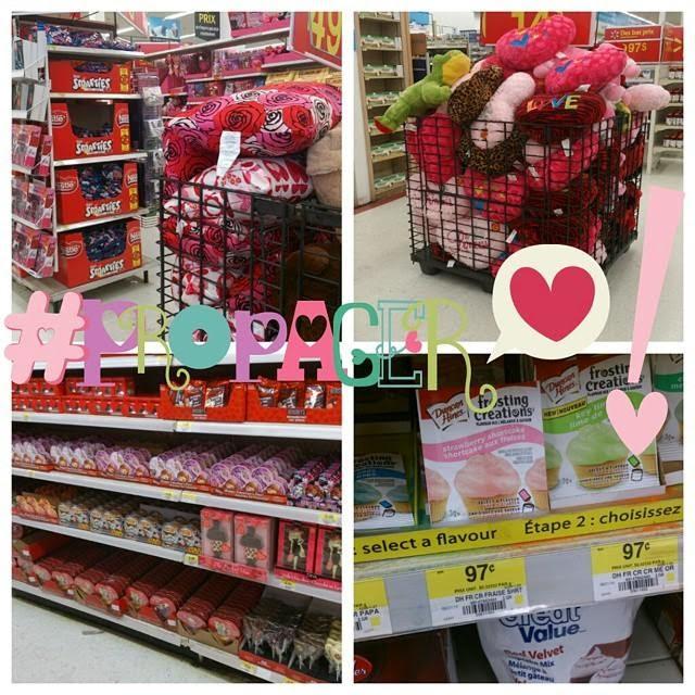 #PropagerLamour... Première étape Walmart...