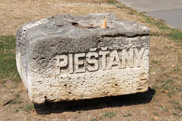 """město Piešťany // """"Piestany"""" city"""