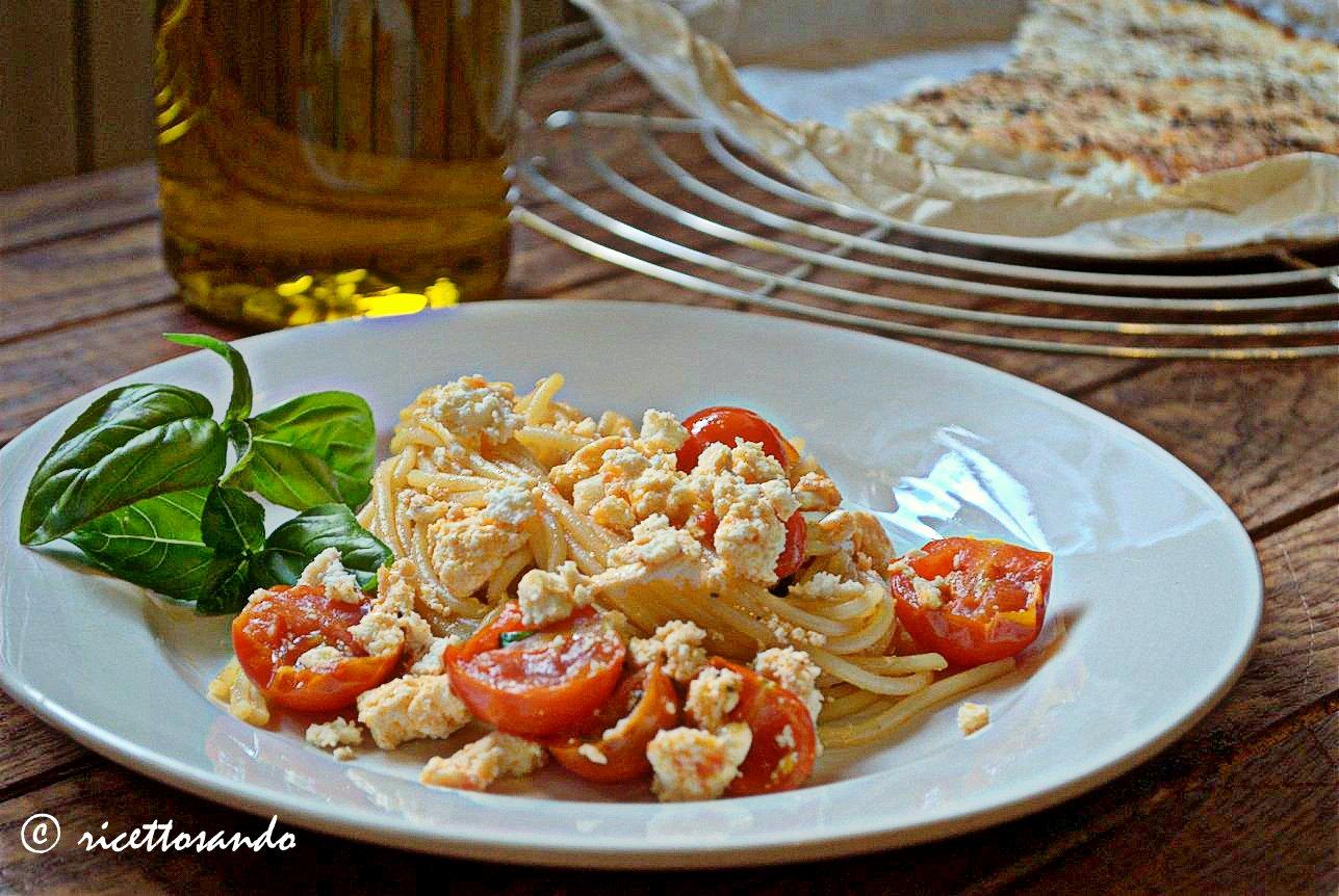 Spaghetti alla carrettiera  ricetta semplice