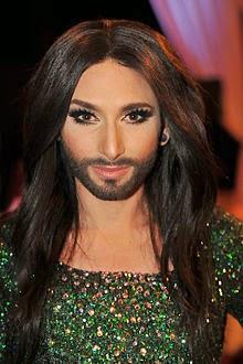 Austria Drag Conchita Wurst wins Eurovision,  Conchita Wurst