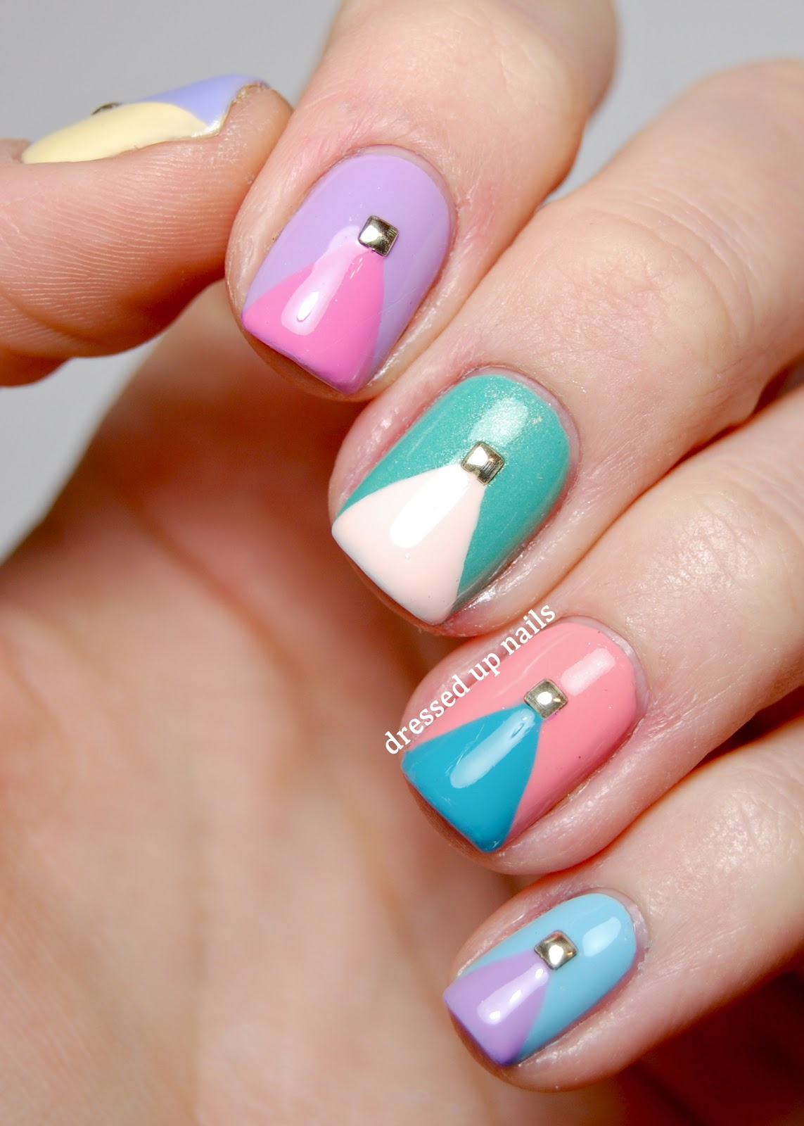 Nail Designs With One Color: .