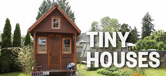 an example of a Tiny house