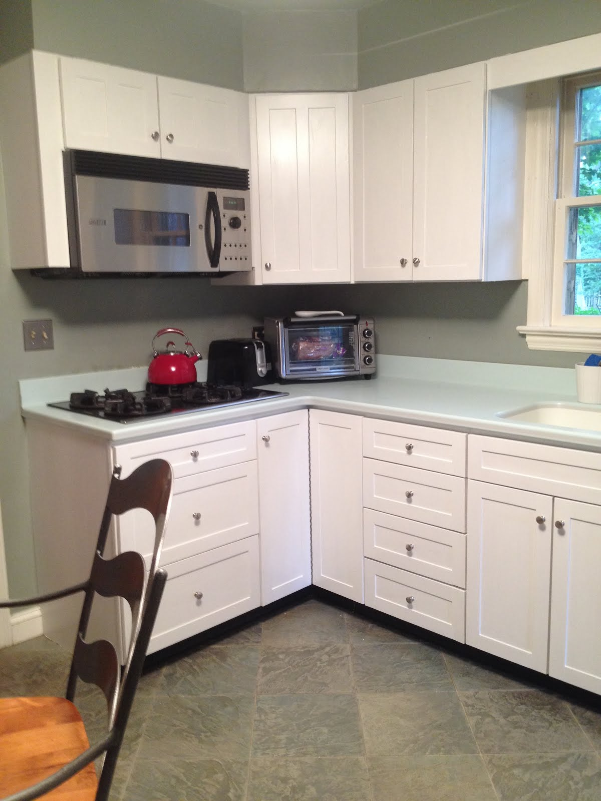 As you like it designs llc the one step amy howard at for Amy howard paint kitchen cabinets