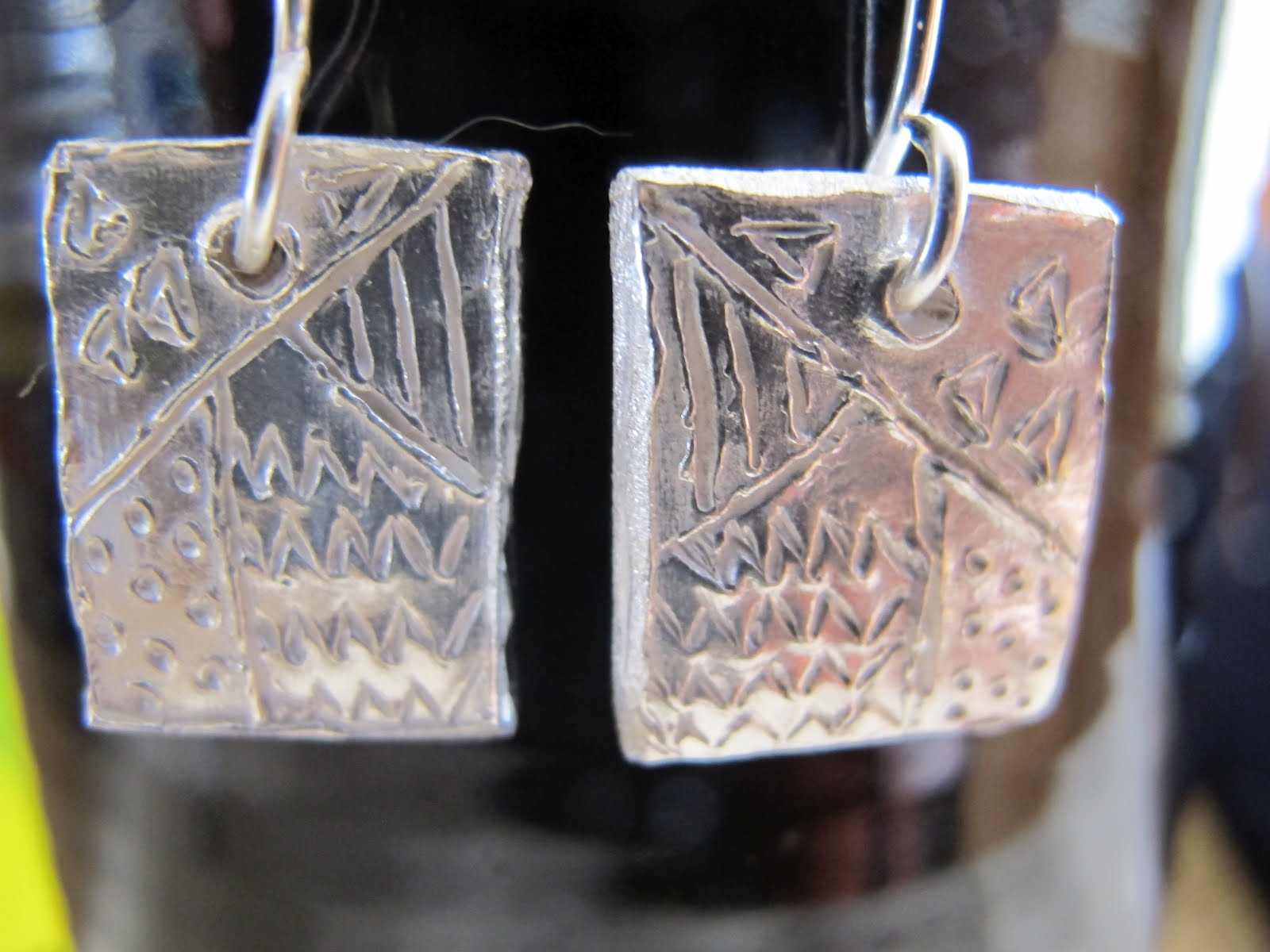 Naomi\'s Designs: Handmade Wire Jewelry: More precious metal clay ...