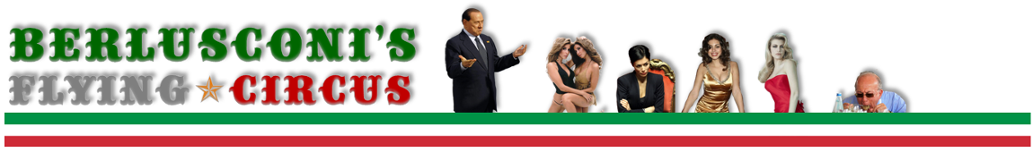 Berlusconi's Flying Circus