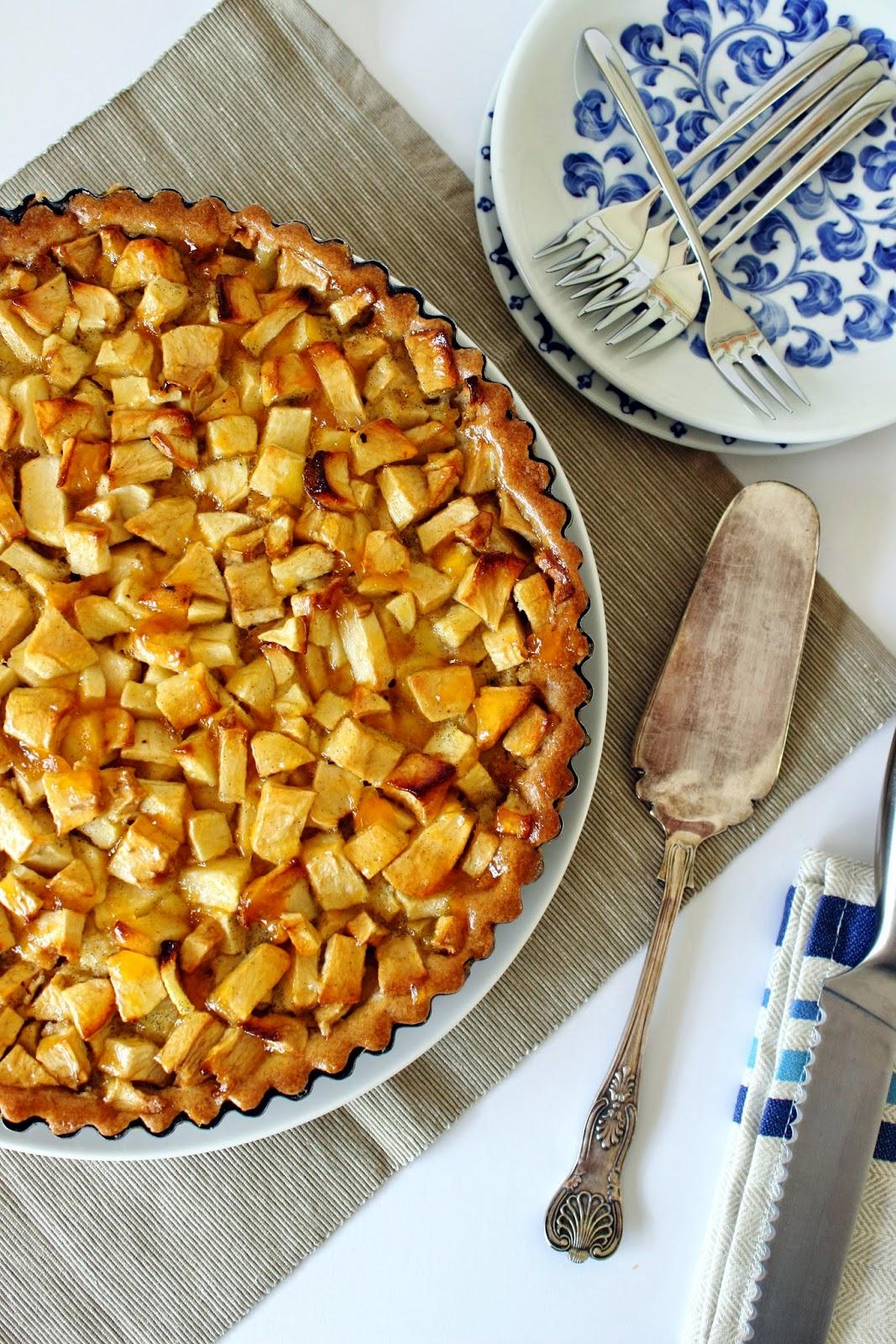 Bretonse appeltaart