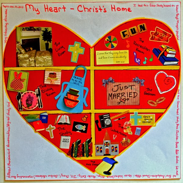 Breathtaking image throughout my heart christ's home printable