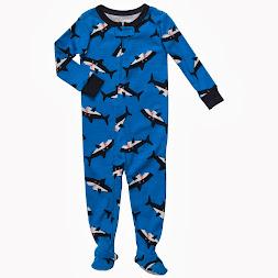 Pijama con antideslizante en los pies