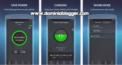 Controla y ahorra bateria con Battery Doctor para Android