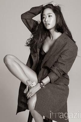 Jeon Hye Bin - Esquire Magazine November Issue 2013
