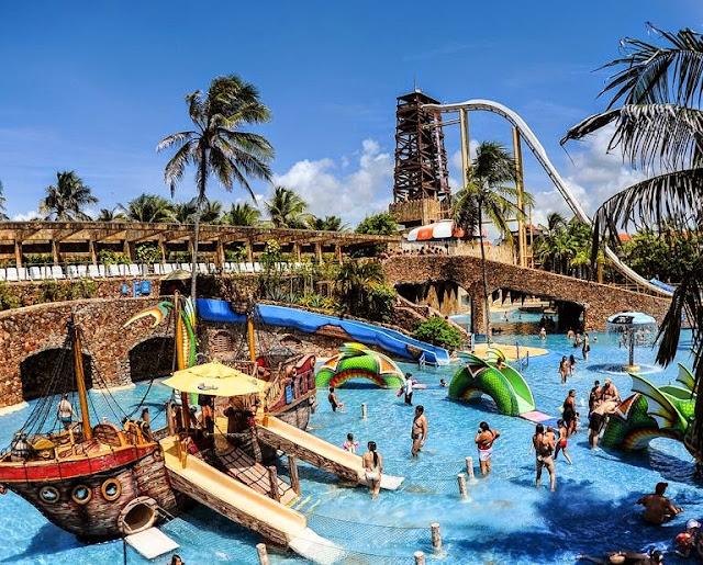Beach Park Fortaleza Mejores parques acuáticos del mundo