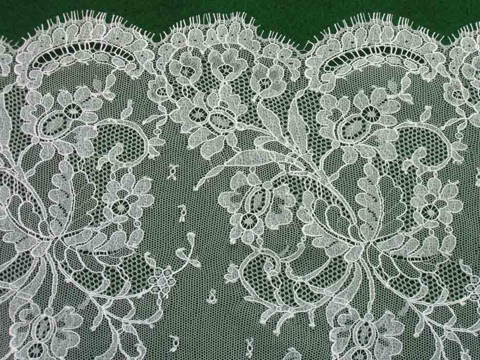 Buen vestir encajes - Chantilly telas ...